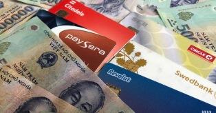 Gryninomės po 1 milijoną Vietnamo dongų iš bankomatų mini