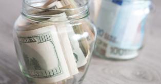 Euras prieš JAV dolerį mini