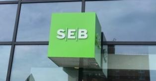 SEB banko mobiliąja programėle šiuo metu naudojasi 316 tūkst. privačių klientų mini