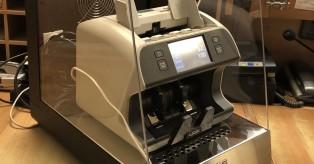 Banknotų plazminio sterilizavimo įrenginys mini