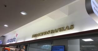 Medicinos bankas šiemet per tris ketvirčius uždirbo 3,1 mln. eurų grynojo neaudituoto pelno mini